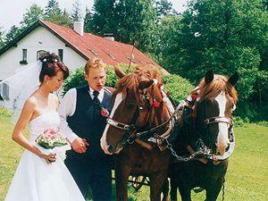 Svatby na Prádle